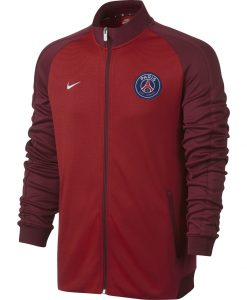 footkorner-sweat-psg-nike-810316-677-rouge-front