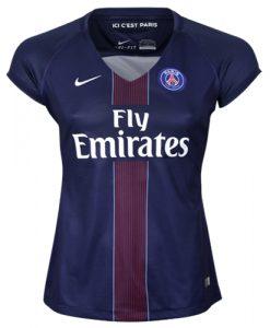Maillot Femme PSG Ref 777125-410 momosports.fr
