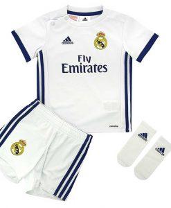 Mini bébé Réal de Madrid Ref AZ7896 momosports.fr
