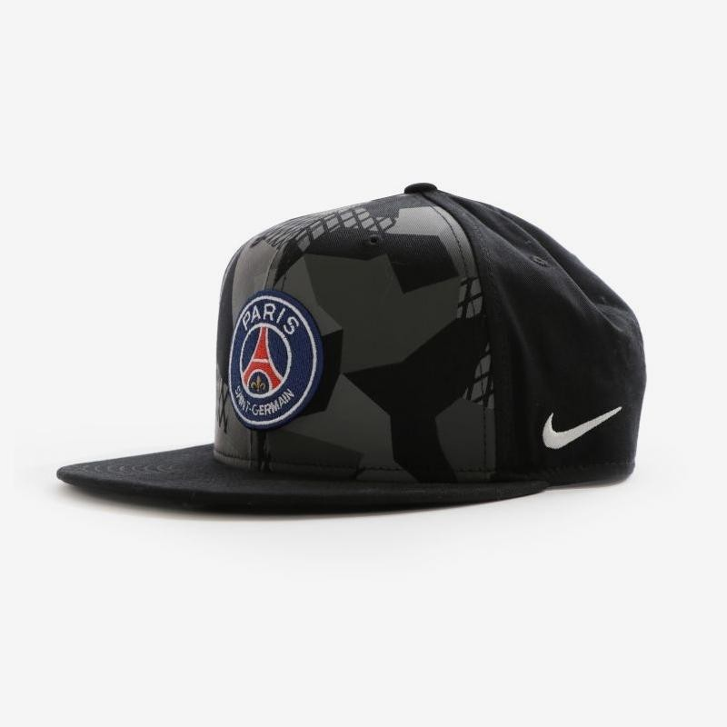 cheap price quality running shoes Casquette PSG Snap Back ref 894381 010